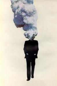 Collage de Richard Vergez. Sin título.