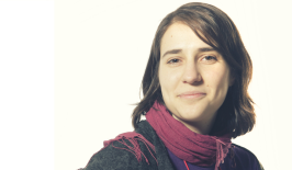 Elena Álvarez Mellado, lingüista intrépida en Molino de Ideas.